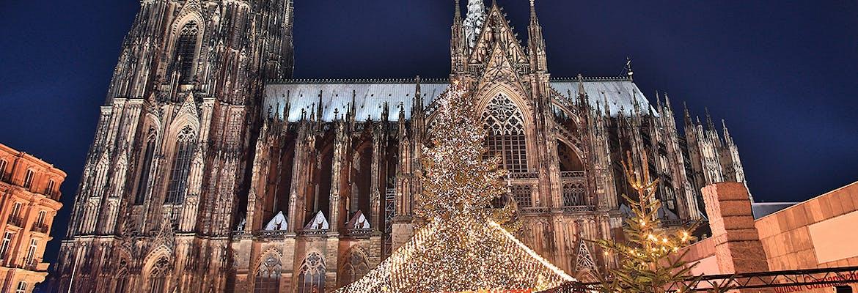 Winter 2021 - Rhein Weihnachtsmärkte Süd