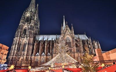 Rhein Weihnachten