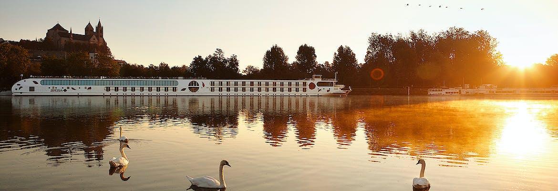 Sommer 2021 - A-ROSA Premium Alles Inklusive - Rhein Erlebnis Kurs Amsterdam