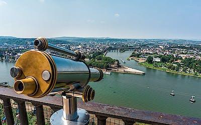 Rhein Erlebnis Kurs Amsterdam