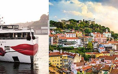 A-ROSA + Hotel Douro