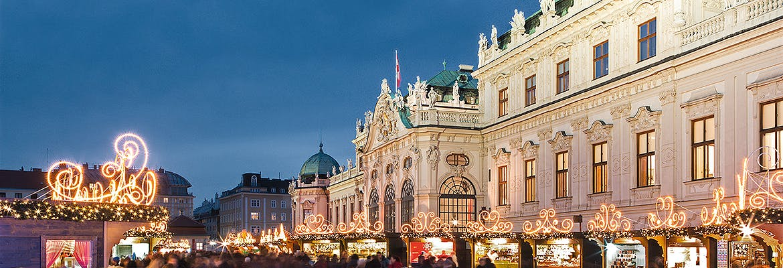 A-ROSA Premium Alles Inklusive - Donau Weihnachtsmärkte