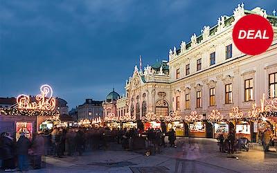 Exklusiv: Donau Weihnachtsmärkte