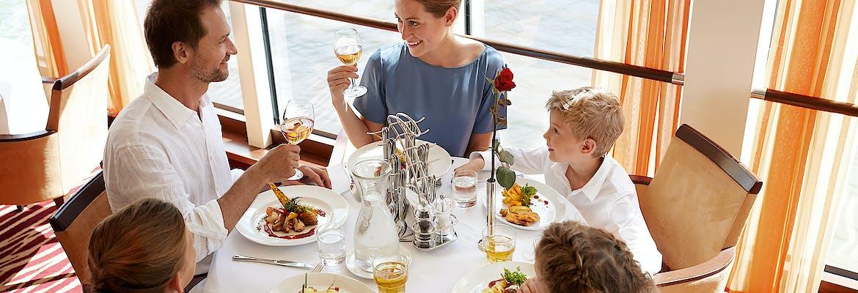 A-ROSA Familienkreuzfahrten 2021 - jetzt Vorteile sichern!
