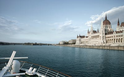 Donau Weihnachtszauber