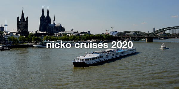 nicko cruises 2020