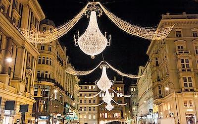 Donau Weihnachten