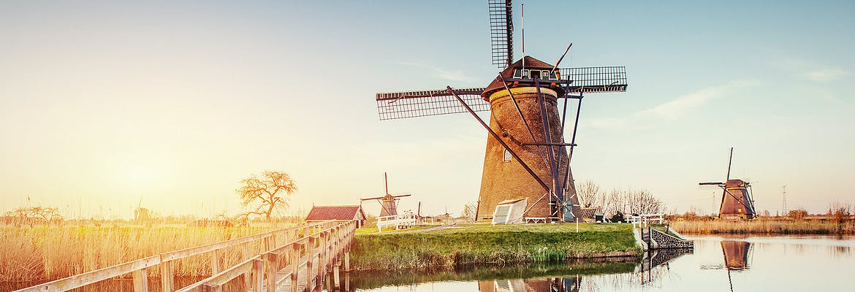 Royale Reise: Rhein Kurz-Kreuzfahrt Amsterdam & Rotterdam