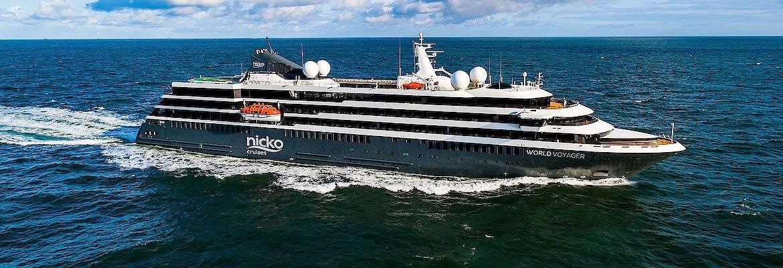nicko cruises - World Voyager