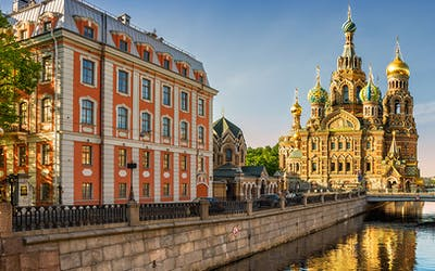 Von Kiel bis St. Petersburg