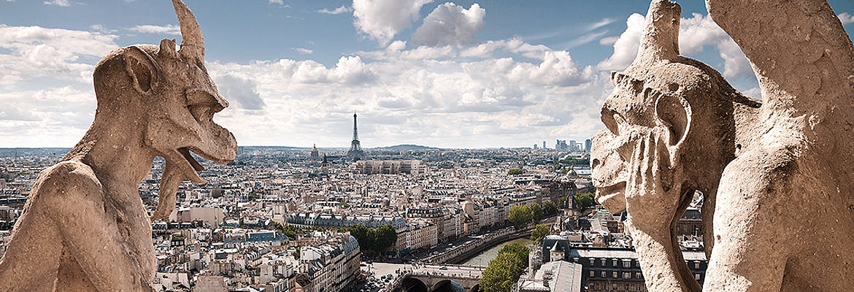 Super-Frühbucher: Seine Erlebnis Normandie mit Paris