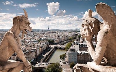 Exklusiv: Seine Rendez-Vous mit Paris