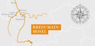 Rhein Romantik mit Mosel