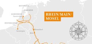 Rhein Weihnachten Nord