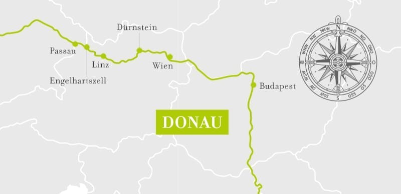 Donau Silvesterzauber