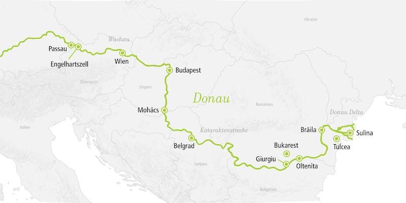Donau Delta Ehz-buk