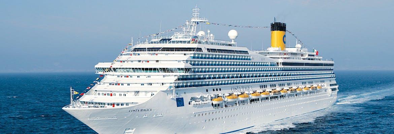 Kreuzfahrten mit Costa Magica