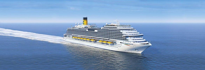 Kreuzfahrten mit Costa Venezia