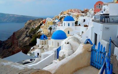 Mittelmeer mit Griechenland