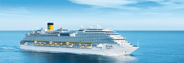 Sommer 2021 - Costa Diadema - Mittelmeer ab Savona