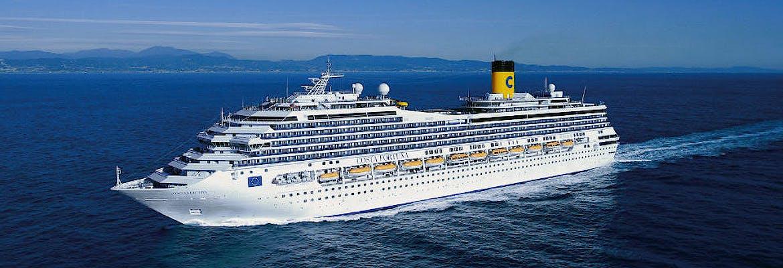 Kreuzfahrten mit Costa Fortuna