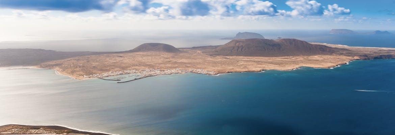 Costa Pacifica - Mittelmeer mit Lanzarote