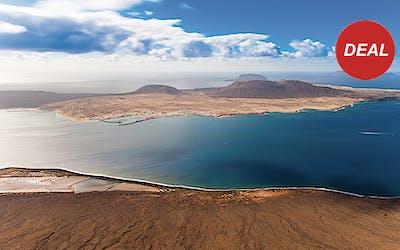 Mittelmeer mit Lanzarote