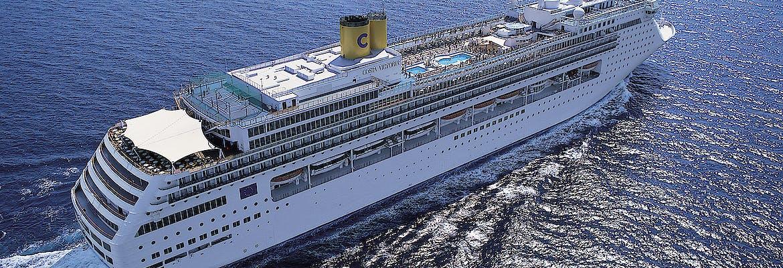 Winter 2020/21 - Costa Costa Victoria - Indien, Malediven, Sri Lanka