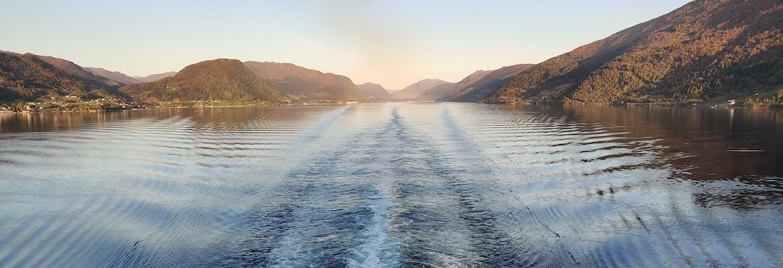 Sommer 2020 - Costa Favolosa - Norwegen