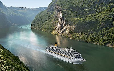 Costa Fortuna - Norwegen