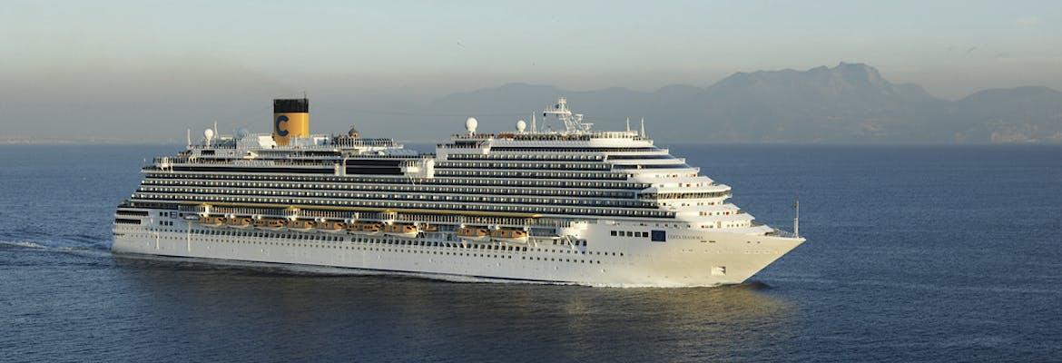 Kreuzfahrten mit Costa Diadema