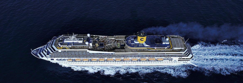 Winter 2020/21 - Costa Fortuna - Asien mit Koh Samui