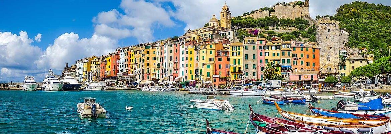 Costa Fortuna - Spanien, Italien, Frankreich