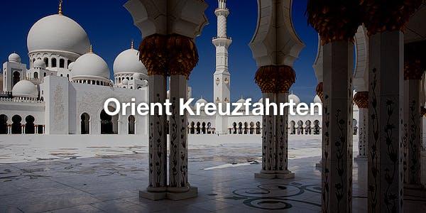Orient Kreuzfahrten