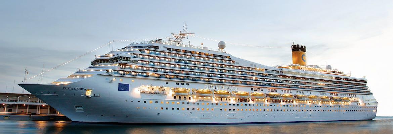 Sommer 2021 - Costa Diadema - Nordeuropa ab Kiel