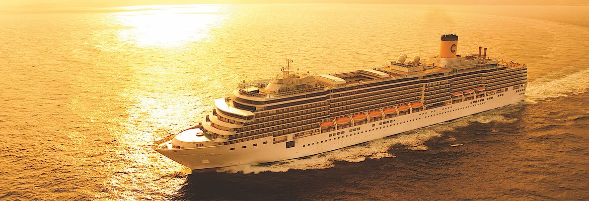 Winter 2019/20 - Costa Luminosa - Karibik mit Grand Cayman