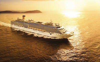 Costa Deliziosa - Costa Weltreise 2023