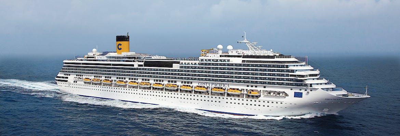 Kreuzfahrten mit Costa Pacifica