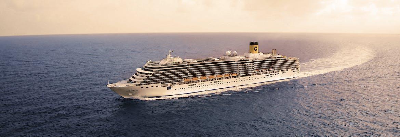 Sommer 2020 - Costa Deliziosa - Östliches Mittelmeer
