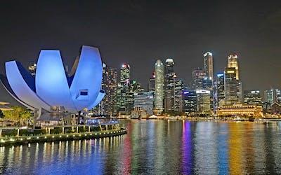 Von Singapur nach Hongkong