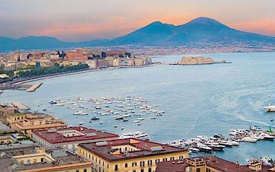 Traumhafte Fahrt im Mittelmeer