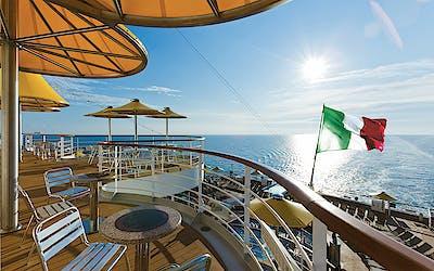 Mittelmeer ab/bis Savona oder Barcelona