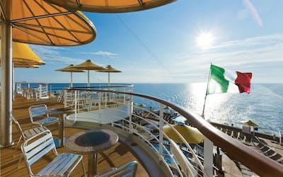 Balkonspecial Mittelmeer