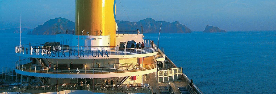 Winter 2019/20 - Costa Fortuna - Weihnachtsreise Asien
