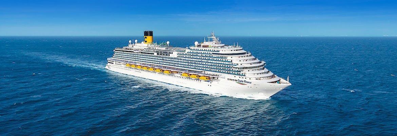 Neues Schiff - Costa Firenze