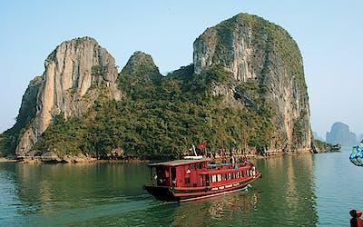 Silvesterreise Asien