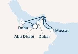 Dubai und die Emirate